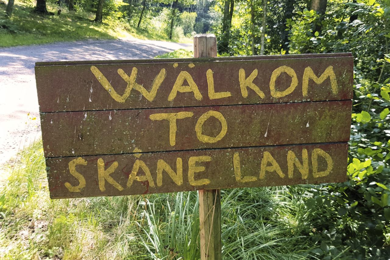 Skåne -The southernmost county of Sweden
